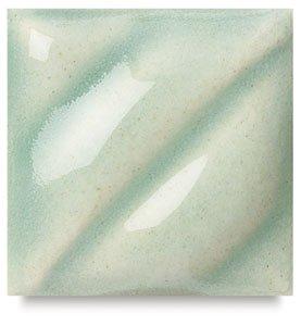 AMACO F Lead-Free Non-Toxic Glaze, 1 pt Plastic Jar, Celadon F-42