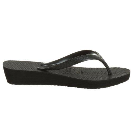 Sandalo Donna Ad Ii Havaianas Nero flop Cuneo Luce Alta Flip wqTYxZ00P