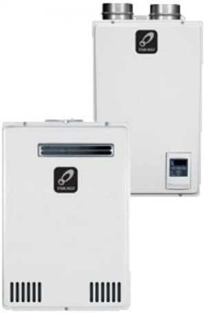 Takagi T-H3M-OS-P Condensing Outdoor Tankless Water Heater, Liquid Propane
