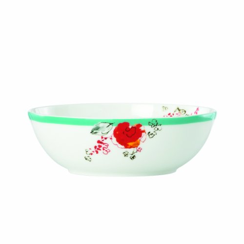 Lenox Simply Fine Chirp 5-3/4-Inch Fruit Bowl (Contemporary Fruit Basket)