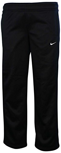 Nike Big Girls' (7-16) Therma-Fit KO 2.0 Fleece Training Pants-Black-Medium