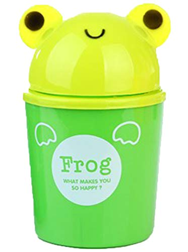 frog trash can - 5