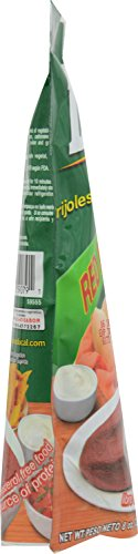 Ducal Refried Red Beans Pouch, 8 Ounce (Pack of 24) by Ducal (Image #3)