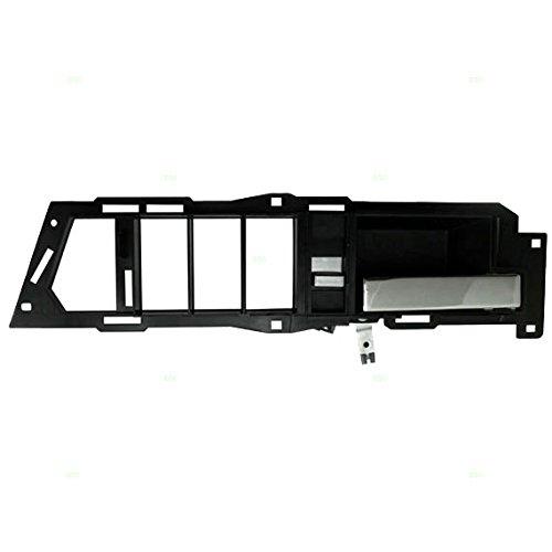Truck Chrome Interior Door Handle - 7