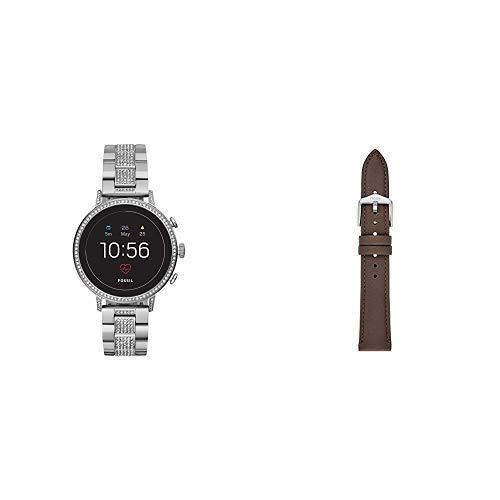 Amazon.com: Fossil Smartwatch Gen 4 Reloj de pantalla táctil ...