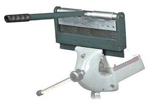 Sheet Metal Pan Brake Press Mini Folder 12'' Inch Vice Held Sheetmetal