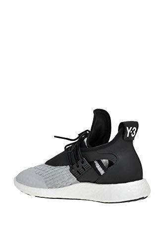 Baskets Yamamoto 3 Gris noir Adidas Mcglcak000004139i Tissu Yohji Femme Y wSaxztqv