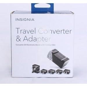 Travel Converter & Adapter