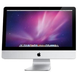 Super fast Apple iMac, i5 2.5GHz, 8GB of RAM, 500GB hard drive, OS is El Capitan 10.11. NO keyboard or mouse.