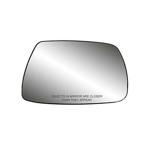 GetAllParts NEW Premium Replacement Automotive Replacement Outside Mirror Glass Right Without Heat encased in Backing 5142872AA