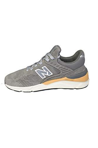 Grau New X90 Grau Sneaker Balance Herren xTTF76q