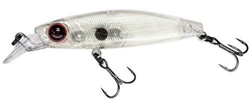 Lunkerhunt LHLM05 Mosquito Series 2.25-Inch Bone Style Fishing Lure