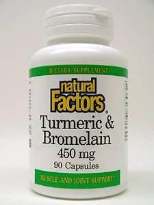 Natural Factors Curcuma et
