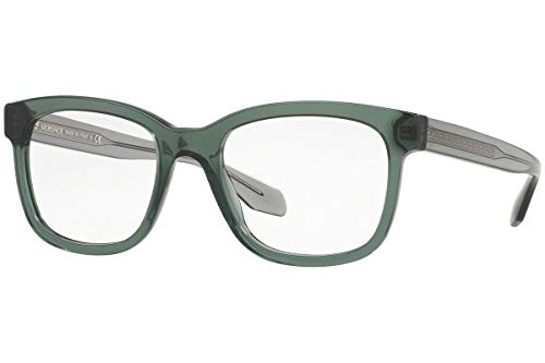 Versace VE3239 Eyeglasses 52-20-145 Transparent Green w/Demo Clear Lens 5211 VE ()