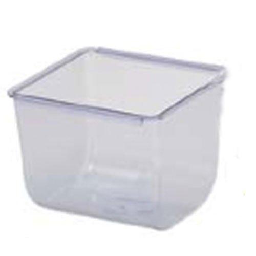San Jamar BD104 Extra 2 Quart Insert for Dome Condiment Organizer