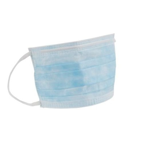 3M Health Care 1820 Ear Loop Procedure Face Mask (Pack of 600) by 3M Health Care