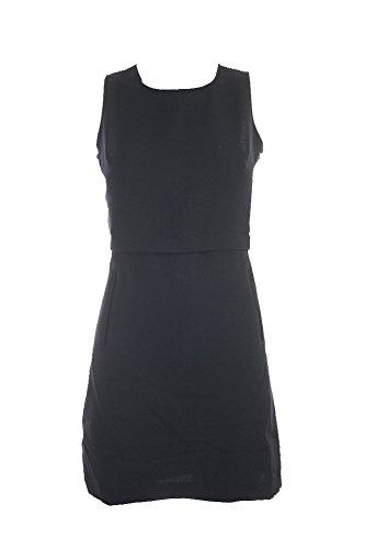 Maison Jules Women's Sleeveless Mod Shift Dress (X-Small, Blue Notte)