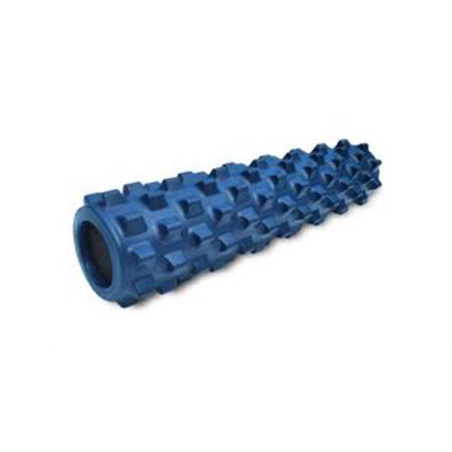 RumbleRoller - Mid Size 22 Inches - Blue - Original - Textured Muscle Foam Roller - Relieve Sore...