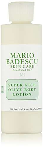Mario Badescu Super Rich Olive Body Lotion, 6 oz.