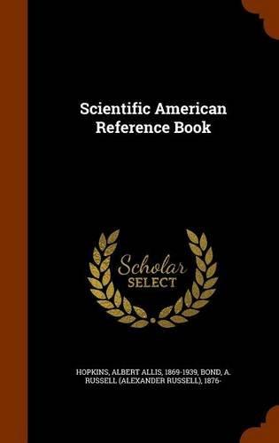 Read Online Scientific American Reference Book pdf epub