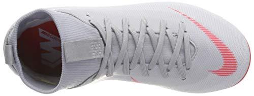 Academy Superfly Jr wolf mg Futsal 6 Enfant Nike De Chaussures 060 Crimson Gs lt Multicolore Grey Platinum Fg Mixte pure d5tqW