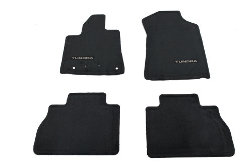 Genuine Toyota Accessories PT206-34072-12 Carpet Floor Mat for Select Tundra Models