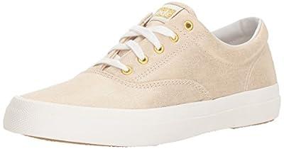 Keds Women's Anchor Metallic Linen Sneaker