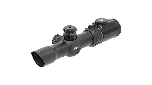 UTG 30mm 36-color Crossbow Scope, 275-385 fps Compensation