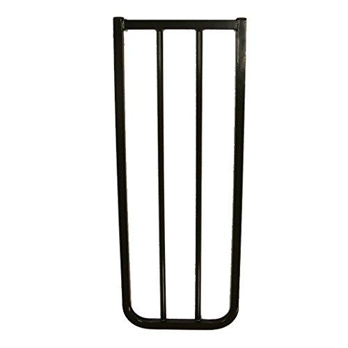 (Cardinal Pet Gates 10.5-Inch Extension, Black)
