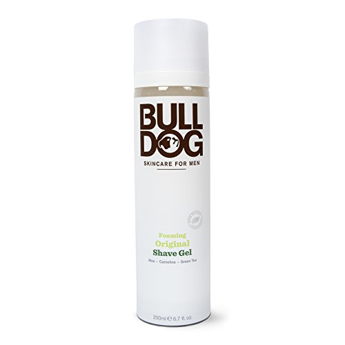 Bulldog Foaming Original Shave Gel 200ml by Bulldog