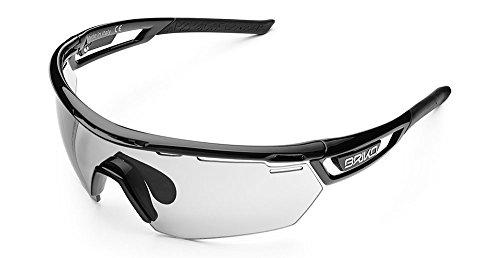 Briko Cyclope Sunglasses - Photochromic Black / Clear Photochromic Cat - Sunglasses Briko