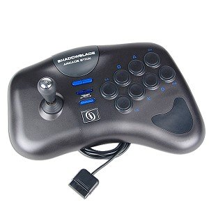 InterAct ShadowBlade Arcade Stick for PlayStation 2/PS One ()