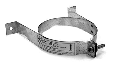 SELKIRK 104431 4 Gas Vent Wall Band