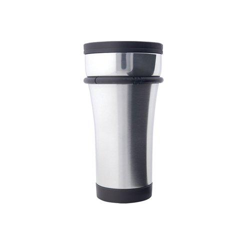 (Timolino PAB-04K 12-Ounce Vacuum iTumbler, Brushed Stainless)