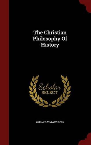 Download The Christian Philosophy Of History pdf epub