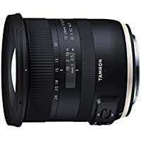 Tamron 10-24mm F/3.5-6.3 Di-II VC HLD Wide Angle Zoom Lens for Canon APS-C Digital SLR Cameras (6 Year Limited USA Warranty)