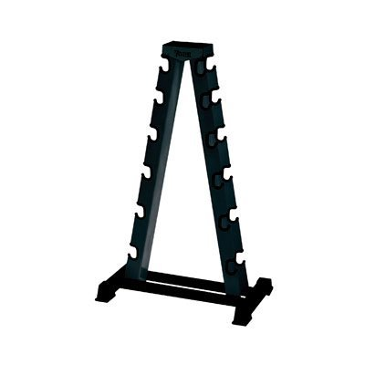 A-Frame Dumbbell Rack by York Barbell
