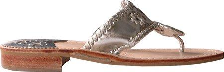 Rogers Beach Silver Palm Sandal Navajo Jack Women's Classic Fqvwvzd