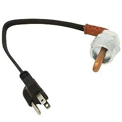 Frost Plug Heater - 400 watts John Deere 330 3520
