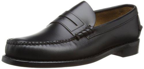 Sebago Men's Classic Penny Loafers,Black,6.5 E by Sebago