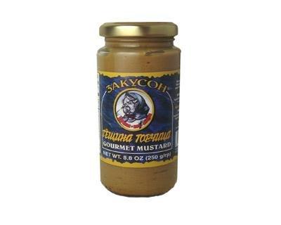 Mustard Gourmet (Zakuson Gourmet Mustard Hot)