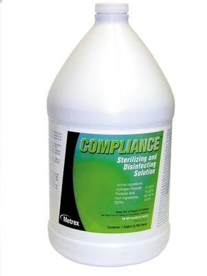 Metrex Compliance Sterilizing & Disinfection Solution - Solution Compliance
