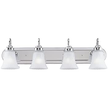This Item Westinghouse 6652300 4 Light Bracket Bathroom Light Fixture