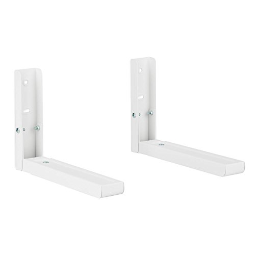 Microwave Oven Wall Mounting Brackets (Max. Load 70 Kg & Extendible Grab...