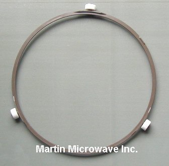 GE Microwave Oven Roller Wheel / Turntable Support / Rotating Ring WB06X10001 (Turntable Ring For Microwave compare prices)