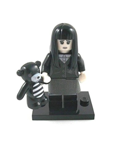 Rare collection model!!! New arrival!!!NEW LEGO MINIFIGURES SERIES 12 71007 - Goth Girl - UNUSED ONLINE CODE New Arrival Collection