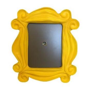 Friends Yellow Peephole Door Frame as Seen on Monica\u0027s Door on Friends TV Show  sc 1 st  Amazon.com & Amazon.com - Friends Yellow Peephole Door Frame as Seen on Monica\u0027s ...
