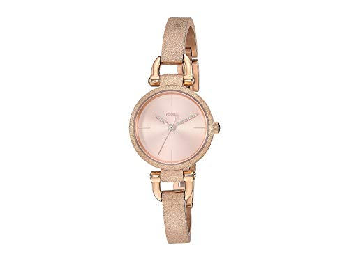Fossil Women's Georgia - ES4479 Rose Gold One Size