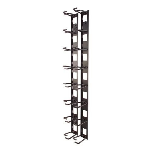 - Apc Vertical Cable Organizer - Cable Manager - Black
