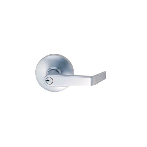 Cal-Royal Entrance Lever Trim - Stainless Steel Finish by Cal-Royal